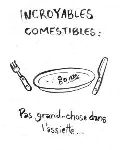 comestibles