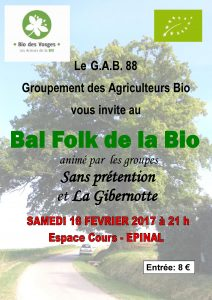 Bal Folk Bio 2017