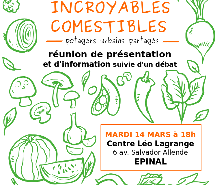 Deux dates au Centre Léo Lagrange